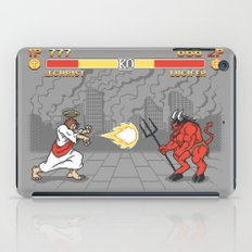 The Final Battle iPad Case