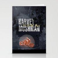 HARVEY MUSHMAN Stationery Cards