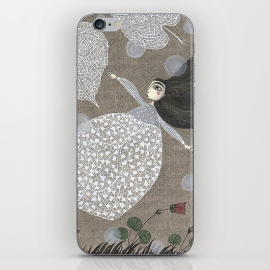 Summer's End iPhone & iPod Skin