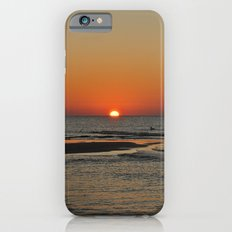 Gulf Sunrise in October iPhone 6 Slim Case