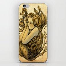 Little Rhizome iPhone & iPod Skin