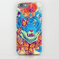 The Siberian Monarch iPhone 6 Slim Case