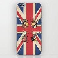 Meet The Beetles (Union … iPhone & iPod Skin