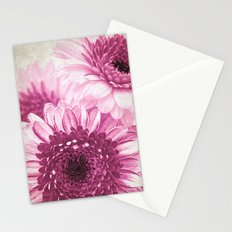 Pink Gerbera Stationery Cards