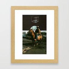 Space Cowboys Framed Art Print