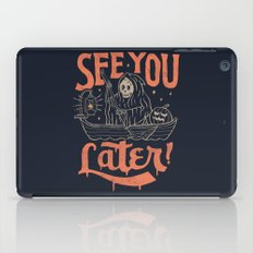 See You iPad Case