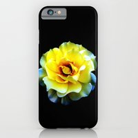 Blossom... (Yellow) iPhone 6 Slim Case