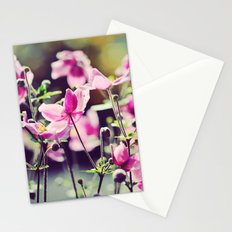 Summer blooms Stationery Cards