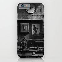 iPhone & iPod Case featuring Old Factory 1 by Rainer Steinke