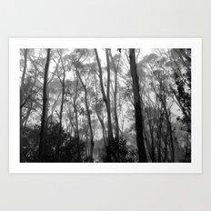 Listen To The Trees Art Print