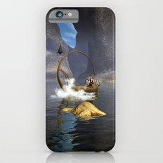 Fantasy seascape iPhone 6 Slim Case