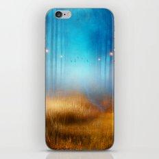 Blue Melody.. iPhone & iPod Skin