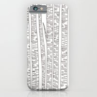 Lost In Stripes iPhone 6 Slim Case