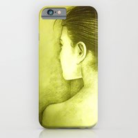 iPhone & iPod Case featuring BEHIND by Ylak
