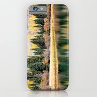 iPhone & iPod Case featuring Enchiladas in the Trees 3 by sarah mah