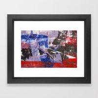 Abstract 0006 Framed Art Print