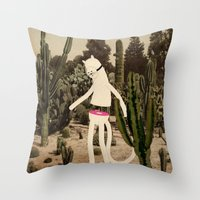 A f f e t t a t o Throw Pillow