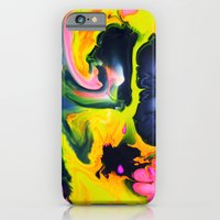 iPhone Cases featuring Chaser by Kimsey Price