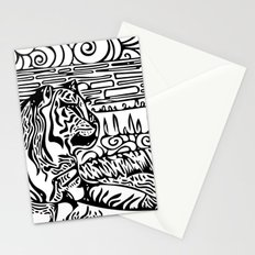 Tiger Dreams Stationery Cards