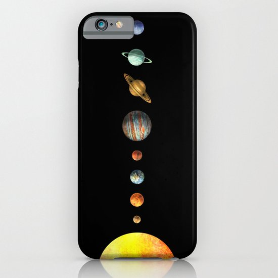 Solar System  iPhone & iPod Case
