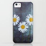Marguerites iPhone 5c Slim Case