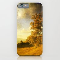 iPhone & iPod Case featuring Surreal October by Dragos Dumitrascu