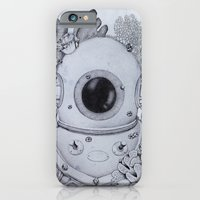 iPhone & iPod Case featuring Deep Sea by Ashley Anderson