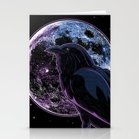Raven of Nevermore Stationery Cards