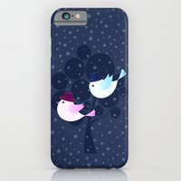 iPhone & iPod Case featuring  Winter Love by HK Chik