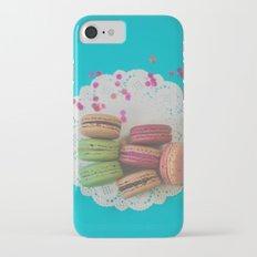 Colorful Macarons Slim Case iPhone 7