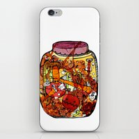 Preserved vegetables iPhone & iPod Skin