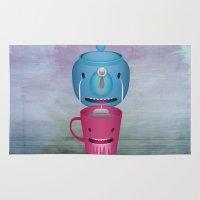 Tea Potty Rug