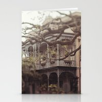 New Orleans Southern Bea… Stationery Cards