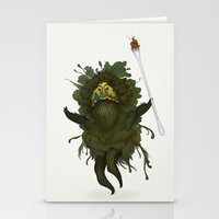 King Kawak Stationery Cards