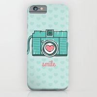 Green Smile iPhone 6 Slim Case