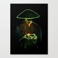 kyoto 2 Canvas Print