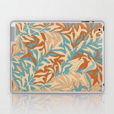 Motivo floral Laptop & iPad Skin