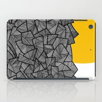 - burn - iPad Case