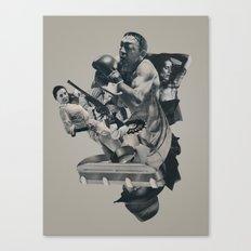 The Light That Failed Canvas Print