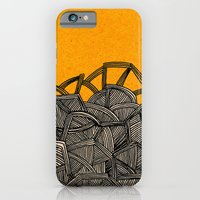 iPhone & iPod Case featuring - barricades - by Magdalla Del Fresto