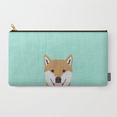Cassidy - Shiba Inu gifts for dog lovers and cute Shiba Inu phone case for Shiba Inu owner gifts Carry-All Pouch
