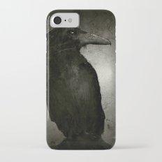The Crow iPhone 7 Slim Case