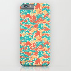 Hipster Camo Slim Case iPhone 6s