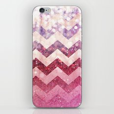 Pink Ruby Case By Zabu Stewart iPhone & iPod Skin