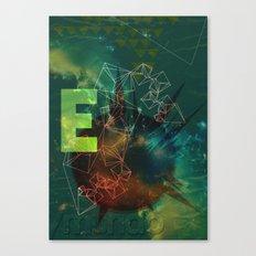 emundo Canvas Print