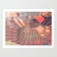 Chinese Shop Display (ho… Art Print