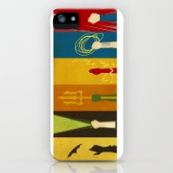 iPhone & iPod Case featuring Justice by The Art Of Danny Haa…