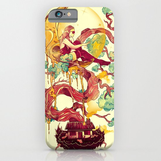 Dreams Astray iPhone & iPod Case