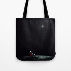 Space Chill Tote Bag