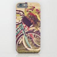 Beach Cruisers iPhone 6 Slim Case